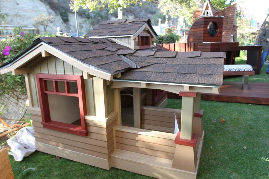 Dog House Plan For Smaller Dog