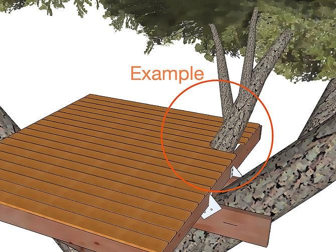 Hoe kan je zelf een boomhut bouwen hobby bouwtekening for Koivijver bouwen stap voor stap