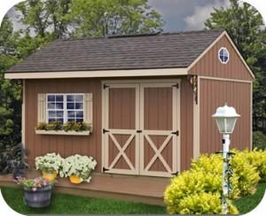 houten-schuur-tuin